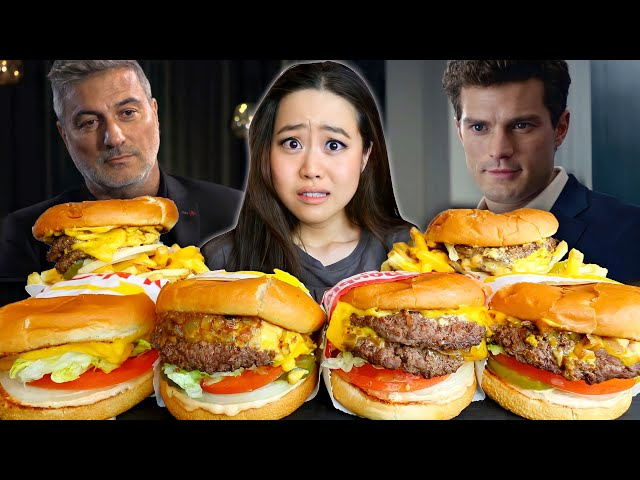 FIFTY SHADES OF GREY MURDER? SCAM? | Case Of Paolo Macaroni | In-N-Out Mukbang