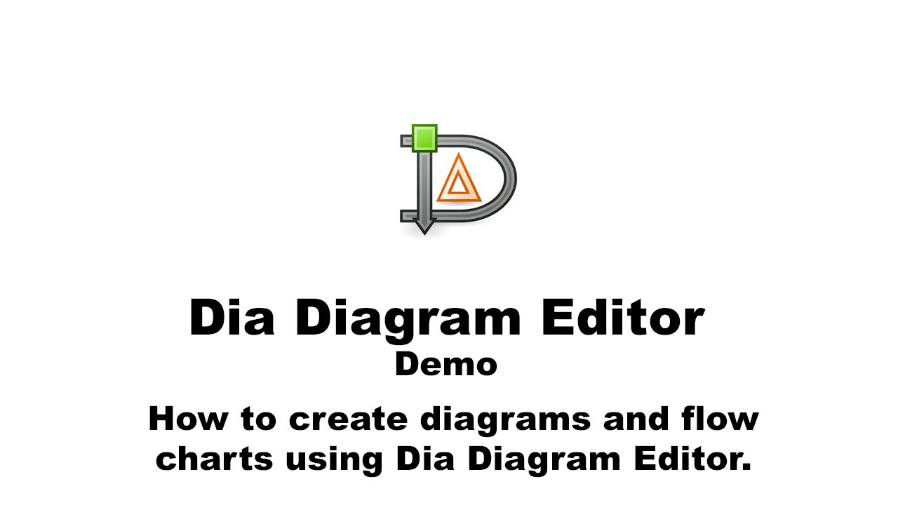 How to use dia diagram editor youtube ccuart Images