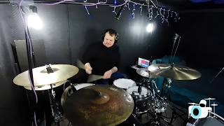 The Dear Hunter - The Thief Drum Playthrough By Travodrums