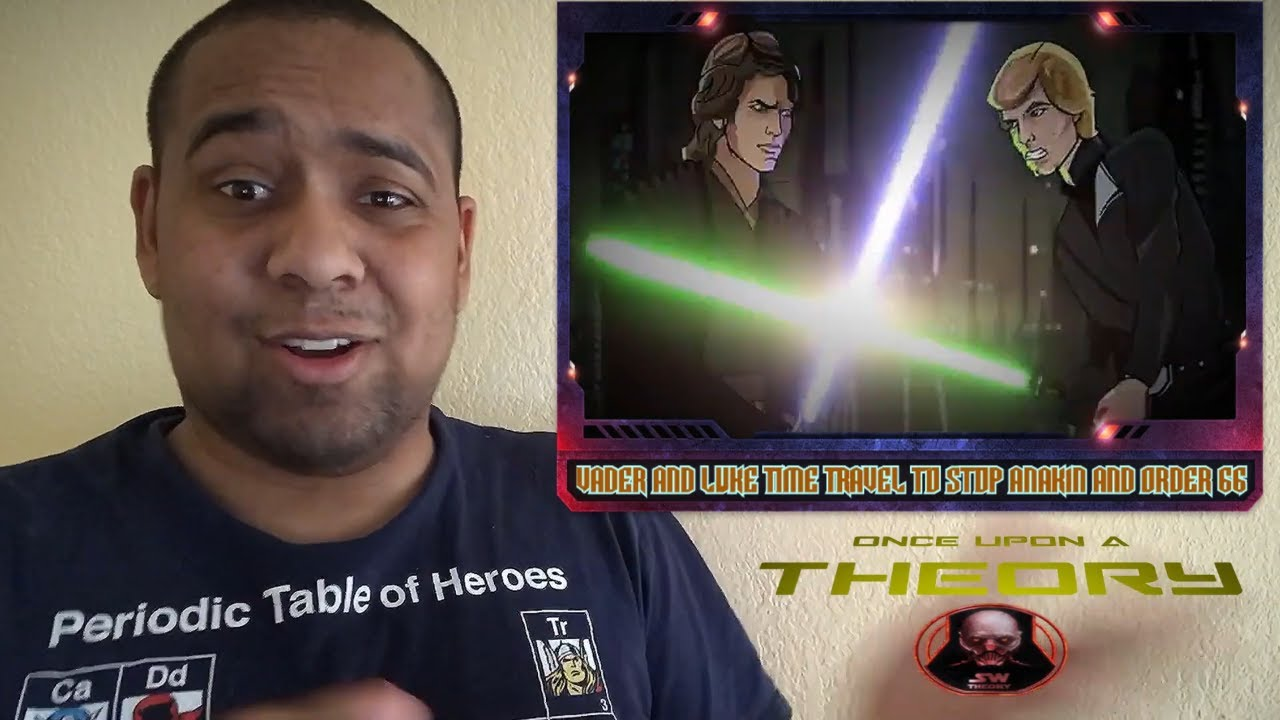 Once Upon A Theory (S2 Ep1) - The Jedi Way - [REACTION]