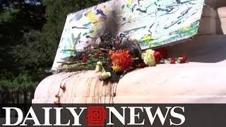 Man Sets Fire To Memorial For Slain Virginia Teen Nabra Hassanen