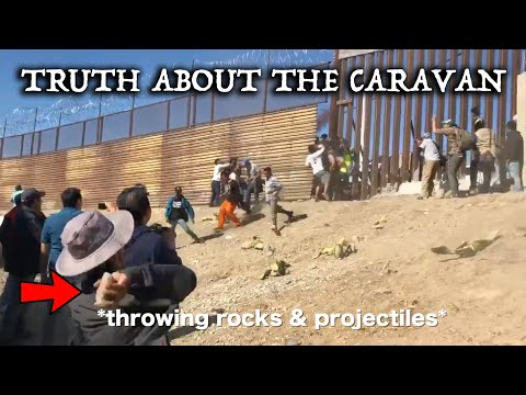 The Truth About The Migrant Caravan Invading United States Border: Asylum Seekers Or Media Lies?