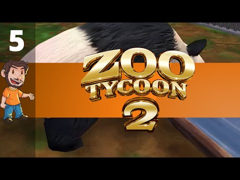 Flabaliki Plays: Zoo Tycoon 2 - Part 5