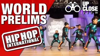 (UC) We Are One Kids - Mexico (Junior Diviison) @ HHI