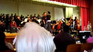 Califonia Dreaming As Played By Jefferson Davis Middle School Orchestra