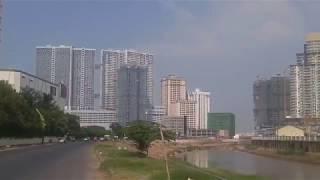 Update 45 Floors Tallest Building MEGA Construction The Bridge Cambodia, Under Construction