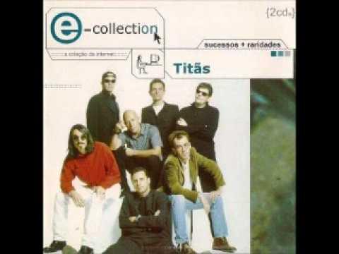 """Titãs - """"Clitóris versão remix"""" 1991"""