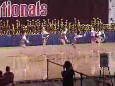 Lowell Varsity Song Nationals 2007
