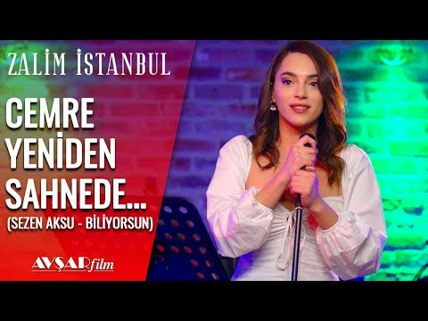 Cemre'den Muhteşem Performans (Sezen Aksu - Biliyorsun) - Zalim İstanbul 33. Bölüm