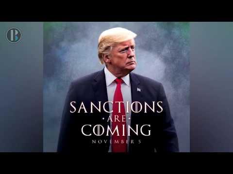 Trump recurre a Game of Thrones para anunciar sanciones contra Irán