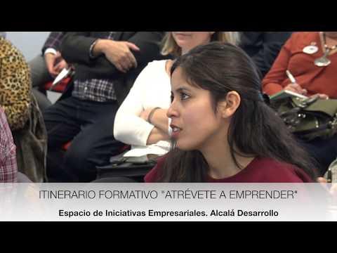 Conferencia sobre técnicas de venta impartida por Instituto Pensamiento Positivo