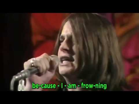 KARAOKE - Black Sabbath - Paranoid
