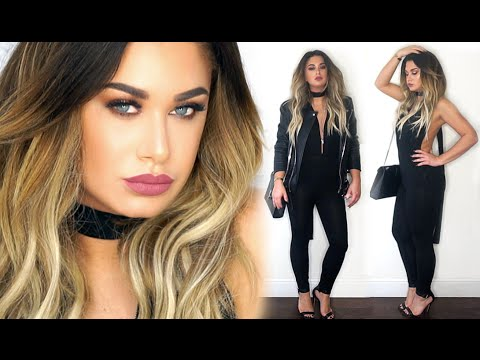 Grwm Date Night Makeup Hair Outfit Youtube No editing from start to finish! youtube