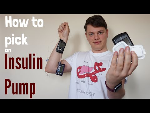 How to pick an insulin pump? from YouTube · Duration:  9 minutes 6 seconds