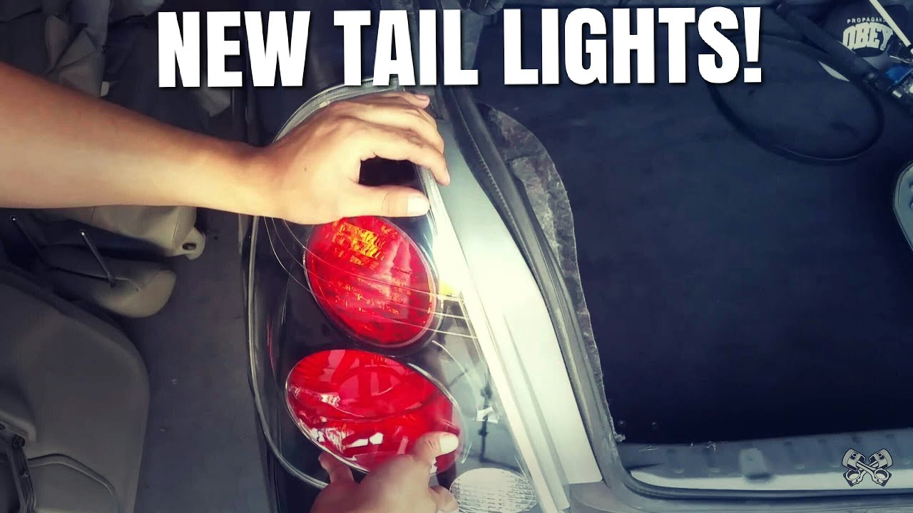 Here Is How To Remove Nissan Altima Tail Lights And Installing Se R 97 Fuse Box
