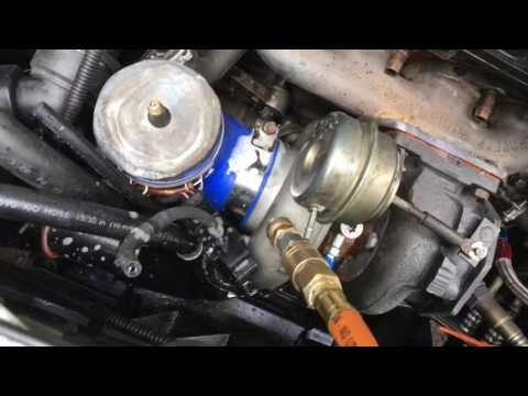 Chevy Cruze Boost Leak Test