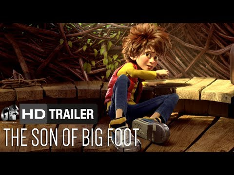 The Son Of Big Foot (Trailer) - Jeremy Degruson, Ben Stassen [HD]