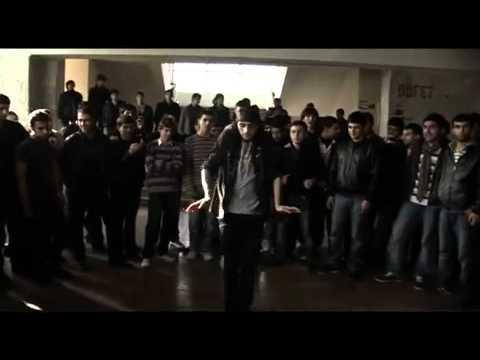 Red Bull ENERGY STATION ! Dance Battle in Baku, Azerbaijan