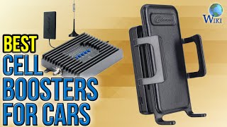 10 Best Cell Boosters for Cars 2017
