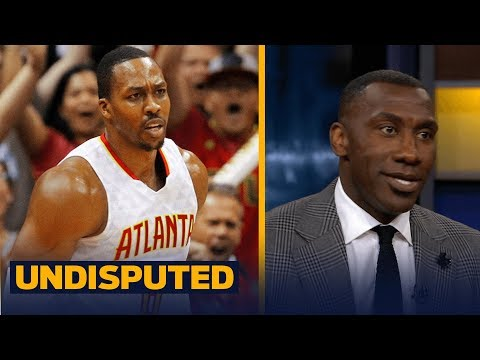 Can Michael Jordan resurrect Dwight Howard's career? Skip and Shannon disagree | UNDISPUTED