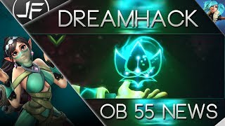 Paladins- Dreamhack OB 55 News! New Champ! New Map! Ruckus Redesign?!