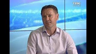 ИНТЕРВЬЮ: Дмитрий Аленичев главный тренер ФК «Енисей»