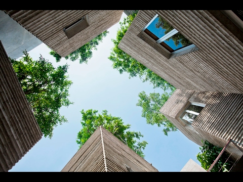 Vietnamese Architect Vo Trong Nghia – Greening the City