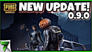 NEW UPDATE 0.9.0 IS HERE!   PUBG Mobile