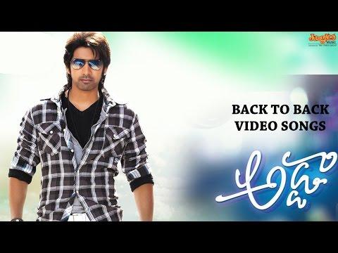 adda-back-to-back-all-songs-video-promo-hd- -sushanth,-anup-rubens,-addaa,-shanvi