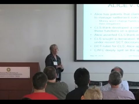The Patentability of Software Revisited - Pamela Samuelson