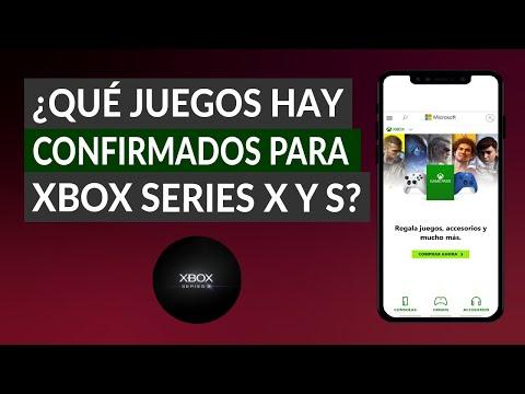 ¿Qué Juegos hay Confirmados para la Xbox Series X y S? Listado Juegos Xbox Series X y S