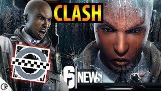 Clash Icon & Ability - Def Operator! - Grim Sky - 6News - Tom Clancy's Rainbow Six Siege