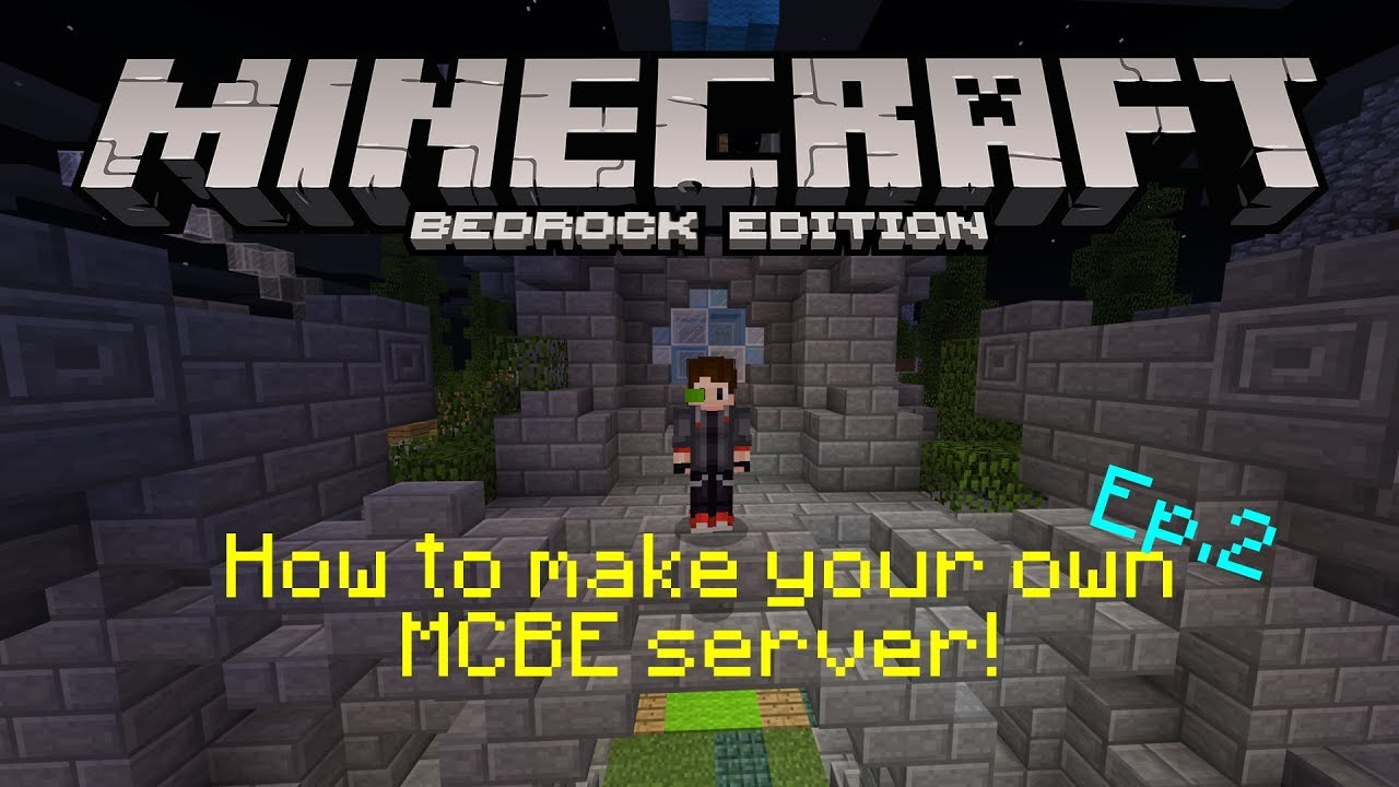 How to make a Minecraft Bedrock Edition (MCPE) server for $4 a month  [episode 2]   Plugins