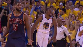 MVP Duel: Kevin Durant's 38 Beats LeBron James