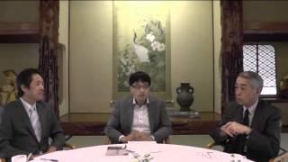 歌人、田中章義先生、伊豆市長菊地豊氏、観光協会天城湯ヶ島支部長伊東...