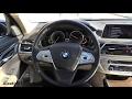 BMW 7 Series 2017 interior Review