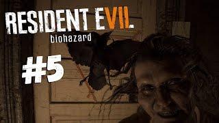 Огнемет - мой единственный друг. ● Resident Evil 7 #5