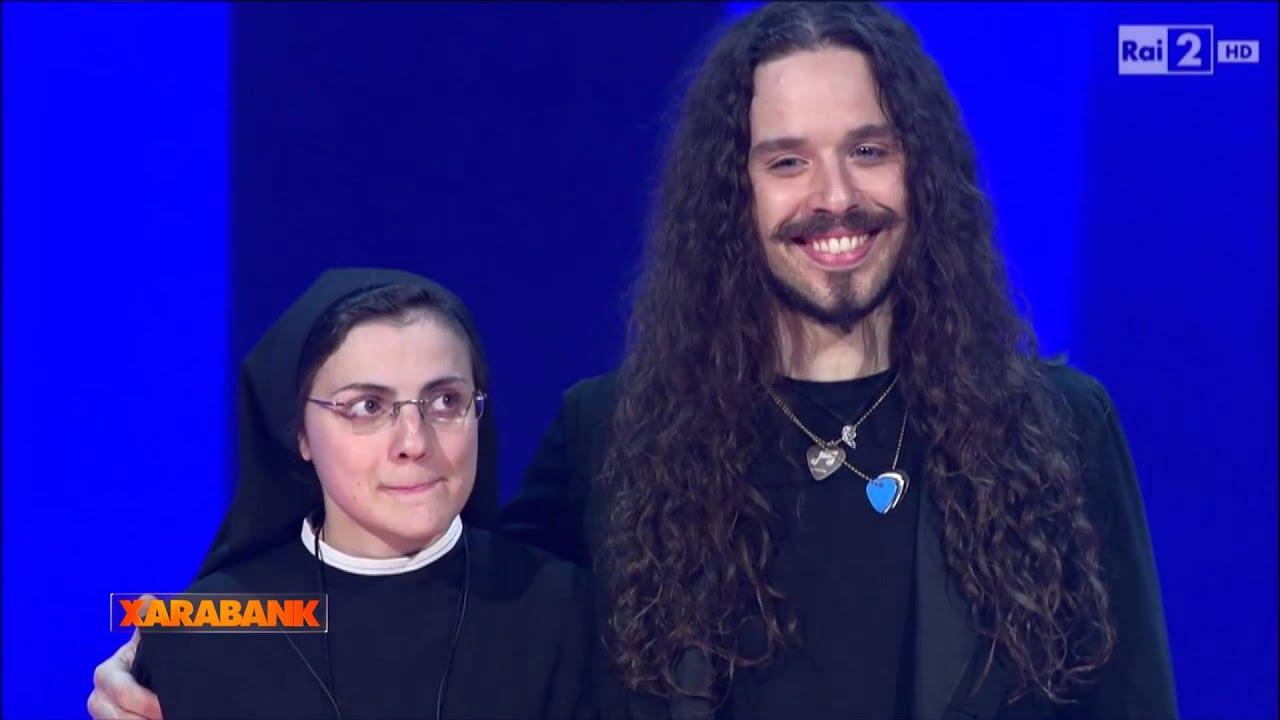 Xarabank - L-istorja ta' Suor Cristina, soru li rebħet The Voice ( Italy)