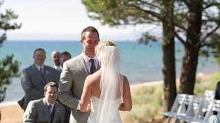 Edgewood South Lake Tahoe Wedding Videography & Photography - Dagan&Cathleen Massey