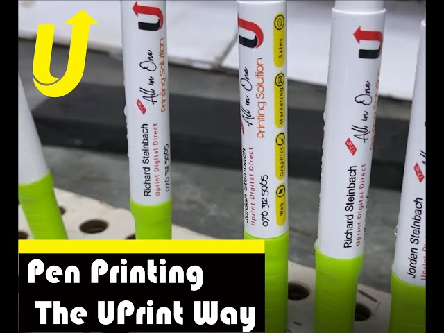 Pen Printing in lightening speed