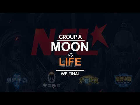 NSL 4 - WB Final (Group A): [N] Moon vs. Life [N]