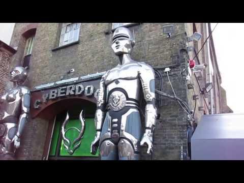 London - Walking the Camden market