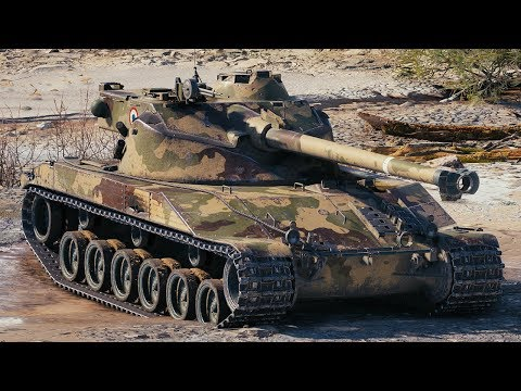 World of Tanks Bat.-Châtillon 25 t - 3 Kills 9,7K Damage thumbnail