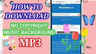 Download How to download Music Background?No copyright!Mp3