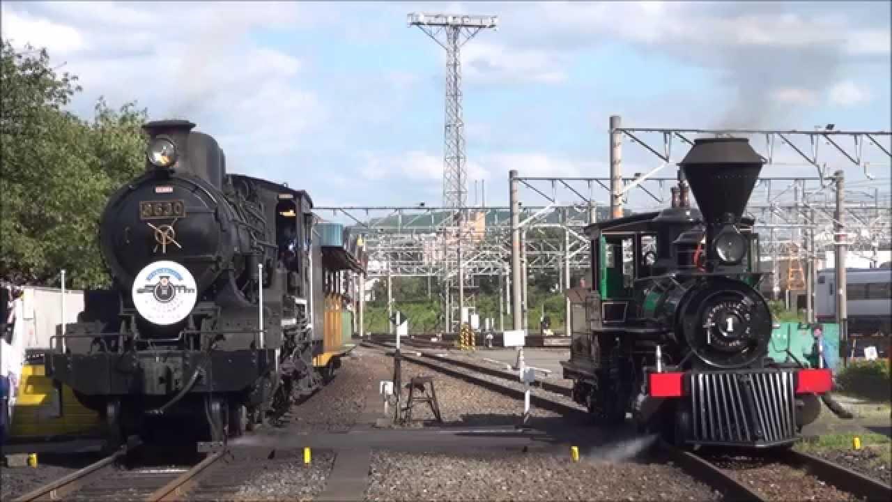 梅小路蒸気機関車館 最後の夏 - ...