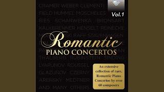 Piano Concerto in E Minor: I. Allegro moderato, II. Adagio con moto, III. Allegro