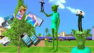 जादुई मोबाइल फ़ोन पेड़ कहानी 3D Hindi Kahaniya Mobile Phone Tree Kahani Bed Time Stories हिंदी कहानिया