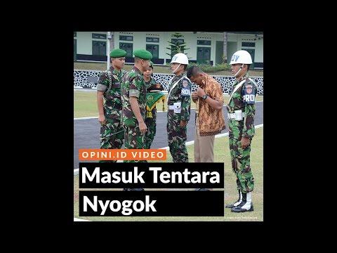 1 MENIT | Masuk Tentara Nyogok