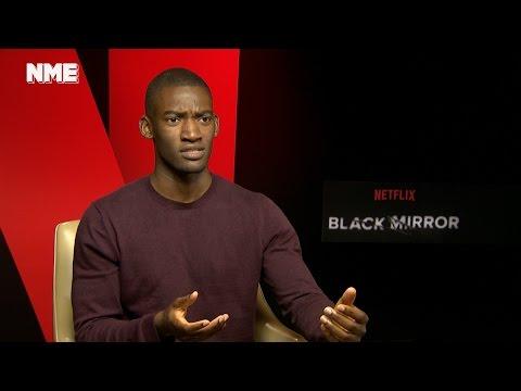 Malachi Kirby Talks Military Paranoia In Black Mirror's 'Men Against Fire'