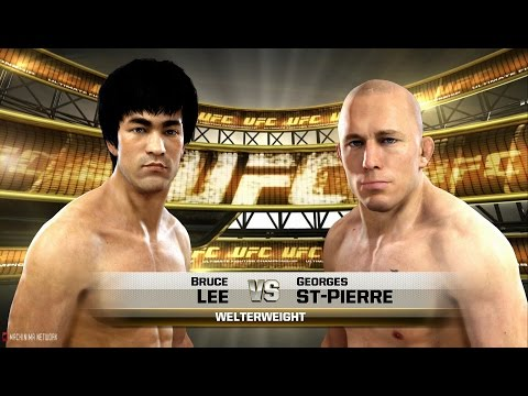 Bruce Lee vs. GSP - Fight Of The Century (Xbox One, PS4,)